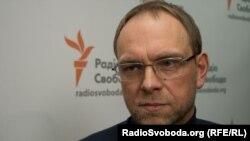 Сергій Власенко у студії Радіо Свобода