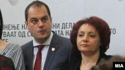 Обвинителката Лиле Стефанова