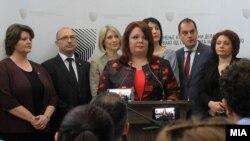 Прес-конференција на Специјалното јавно обвинителство