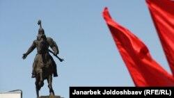 Бишкек. Центральная площадь