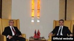 Serj Sarkisyan və Abdullah Gülün Praqa danışıqları, 7 may 2009