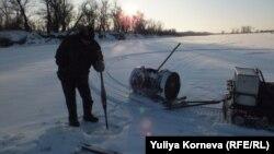 Рыбалка в Иванкине