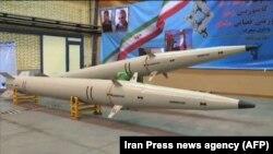 Balističke rakete, Iran (februar 2020.)