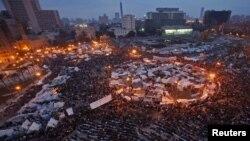 Акции протеста в Египте вызывают настороженность у граждан США