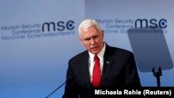 Віце-президент США Майк Пенс