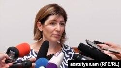 Նարինե Մարգարյան, Երևան, 3-ը հուլիսի, 2018 թ․