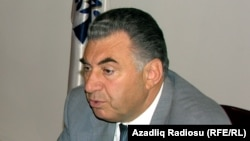 Вице-премьер Азербайджана Али Гасанов