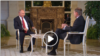 One President Putin, Two Interviews screengrab for pressroom teaser graphic