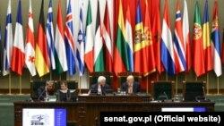 Сесія Парламентської асамблеї НАТО, Варшава, 26 травня 2018 року