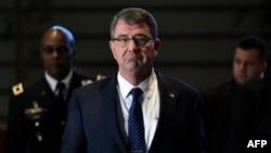 ԱՄՆ-ի պաշտպանության նախարար Էշթոն Քարթեր, արխիվ