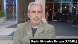 Севим Мамети, претседател на Сојузот на албански издавачи.