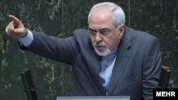 Iran's Foreign Minister Mohammad Javad Zarif made his latest comments on the Holocaust during a May 6 session of parliament.