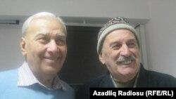 Rauf Babayev və Teymur Mirzəyev
