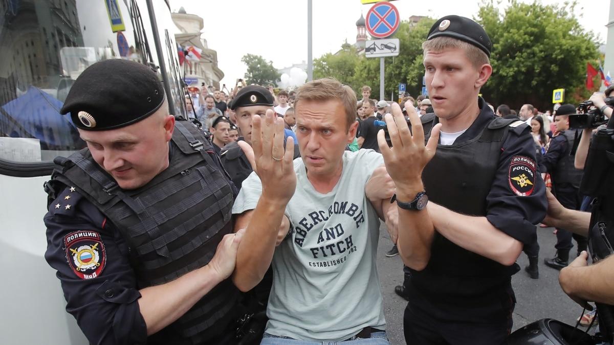 ЕСПЧ принял к рассмотрению запрос по транспортировке Навального в Германию