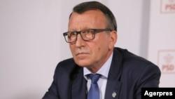 """Paul Stănescu, secretar general interimar al PSD, crede că PSD trebuie condus de o echipă care să fie aleasă """"așa cum conclavul alege Papa"""""""