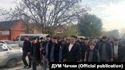 Примирение кровников в Чечне