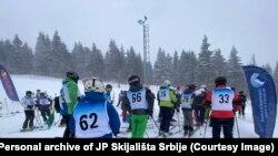 Humanitarna skijaška trka na Kopaoniku, 29 februar 2020.
