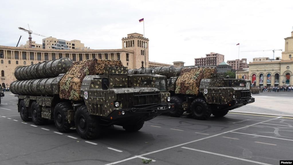 Появление в Армении Искандеров обнулило мощь приобретенных Азербайджаном ракетных установок