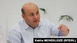 Міністр фінансів Грузії Нодар Хадурі