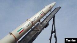 راکت ساخت ایران
