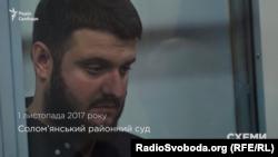 1 листопада Солом'янський районний суд Києва обрав запобіжний захід Олександру Авакову
