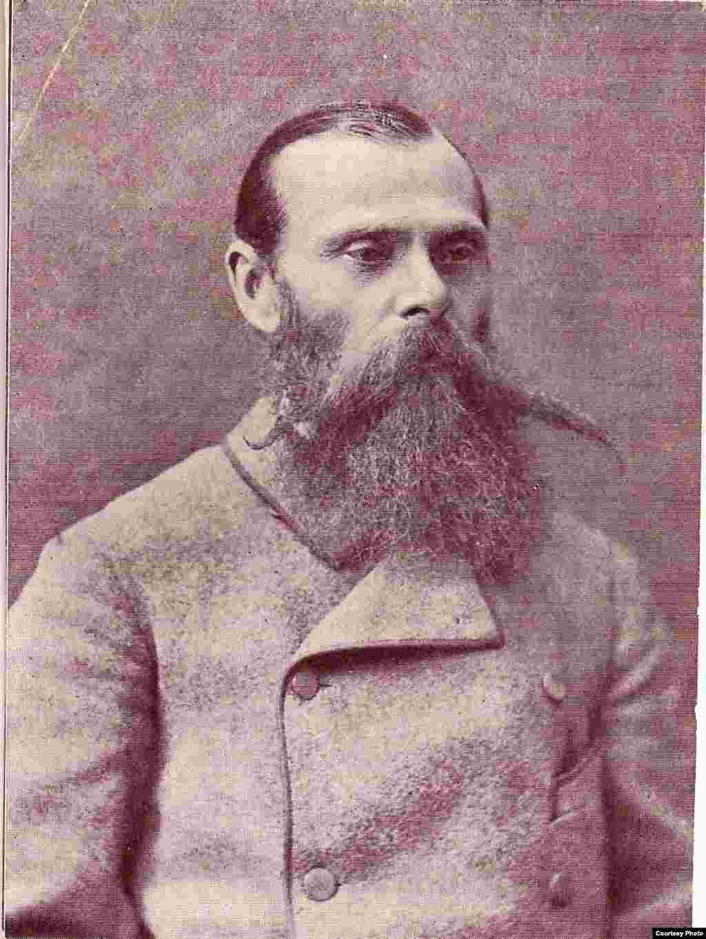 Belarus - Hamburg files, Frantsishak Bahushevich