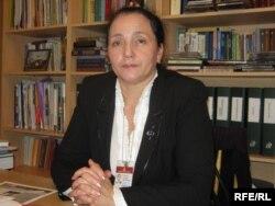 ТР Милли музей директоры Гөлчәчәк Нәҗипова