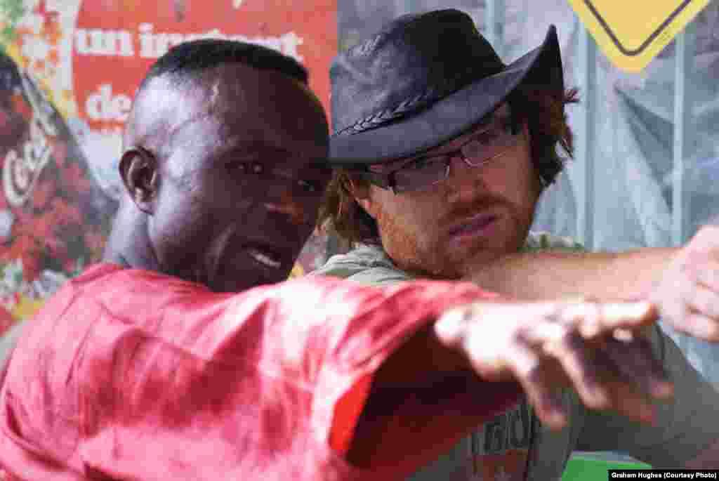 Togo, august 2009.