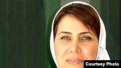Maryam Kianersi, one of the three detained