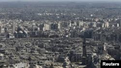 Homsun ümumi görüntüsü