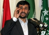 Iranian President Mahmud Ahmadinejad (file photo) (epa)