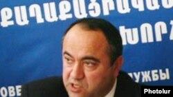 Armenia -- Head of the Civil Service Council Manvel Badalian, undated