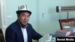 Арпидин Жороев.