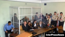 Российские офицеры провели за решеткой четыре дня