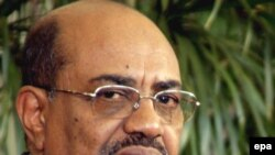 Sudanese President Omar Hassan al-Bashir