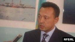 Сауат Мынбаев, министр нефти и газа Казахстана.