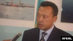 Сауат Мынбаев,министр нефти и газа Казахстана.