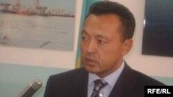 Министр нефти и газа Казахстана Сауат Мынбаев.