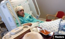 13-летний палестинец, напавший на израильского подростка, находится на лечении в одной из местных больниц