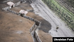Облаштування кордону україни з Росією в Харківській області