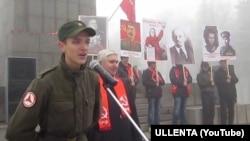 Данил Алферьев, 7 ноября 2014, Ульяновск