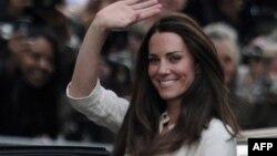 Dukesha e Kembrixhit, Kate Middleton.
