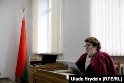 Марыя Колесава-Гудзіліна