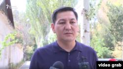 Абдиль Сегизбаев. 13 августа 2019 года.