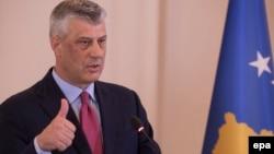 Хашим Тачі оголосив дату виборів 11 травня після проведення зустрічі з політичними лідерами Косова