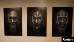 """Работа Константина Худякова. """"Андрей Рублев (Предчувствие)"""""""