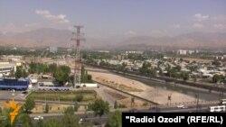 تاجکستان دوشنبې