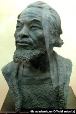 Реконструкція образу князя Андрія Боголюбського (близько 1110–1174) роботи скульптора-антрополога Михайла Герасимова