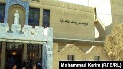 کلیسای ماریوسف، محل گروگانگیری و قتل مسیحیان در بغداد