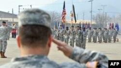 Військові США в Південній Кореї, архівне фото